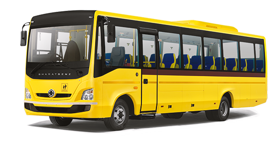 Bharatbenz Trucks Buses Commercial Vehicle Heavy Vehicle