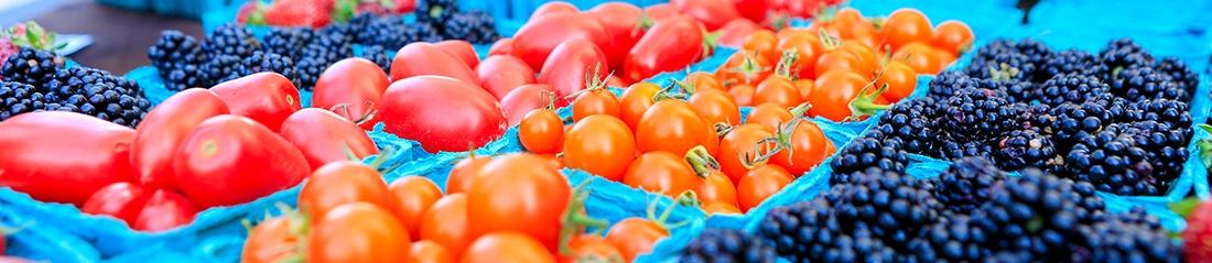 Fruits/ Vegetables