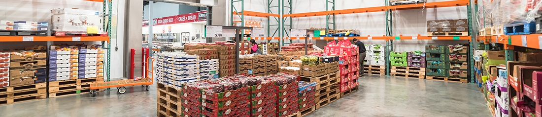 Cold chain warehouse to intra city retail outlets