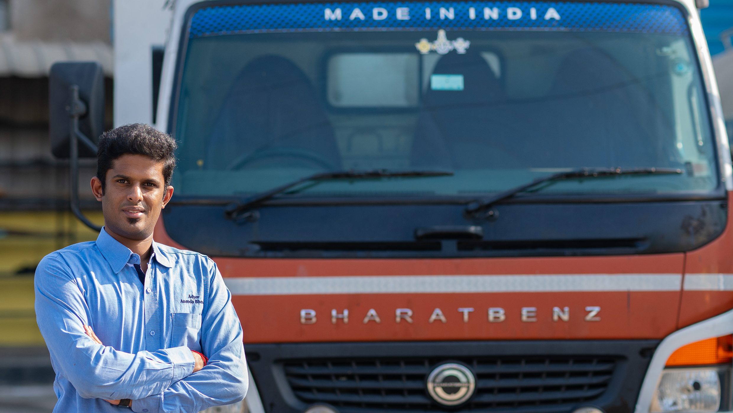 A2B ? Banking on BharatBenz for critical operations