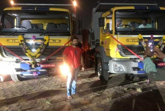 How BharatBenz Exchange Put A Smile On A Fleet Owner's Face