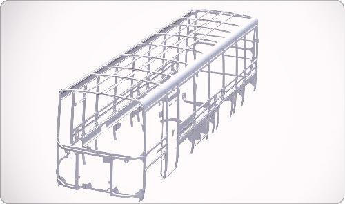 Sturdy framework