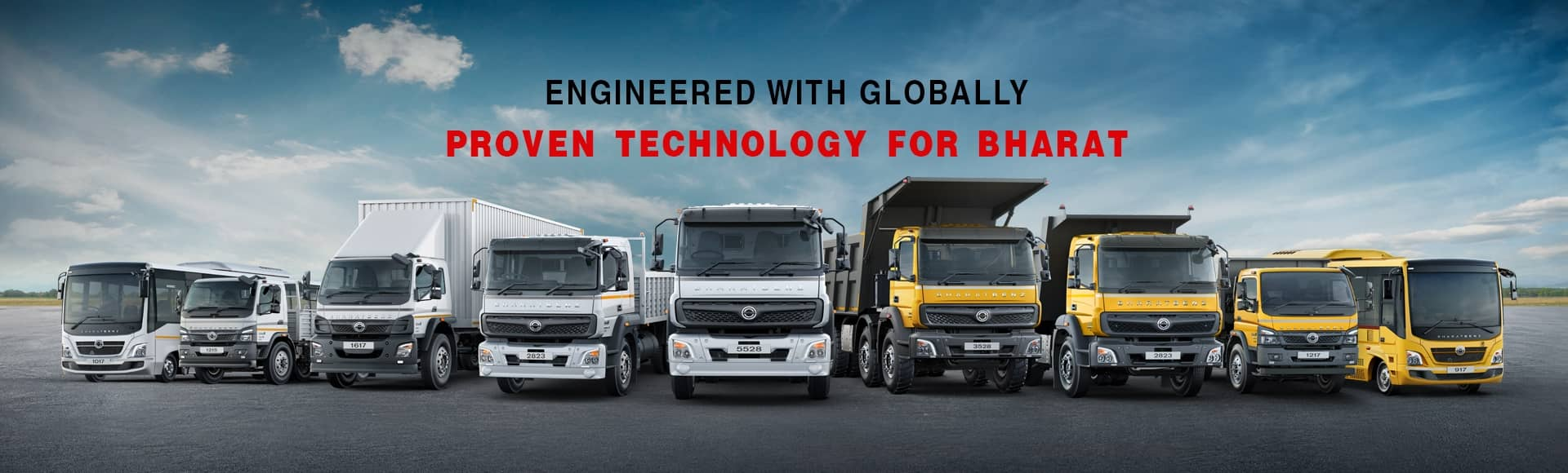 Transforming Indian Commercial Vehicle Industry through adaptive mobility solutions.