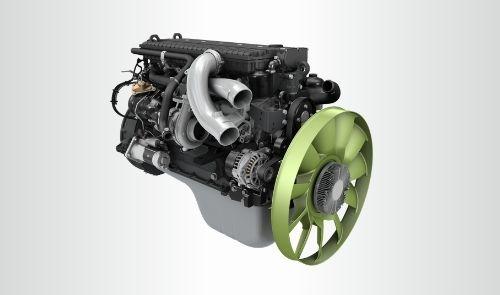 High-Powered Engine