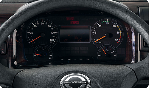 Intelligent Instrument Cluster